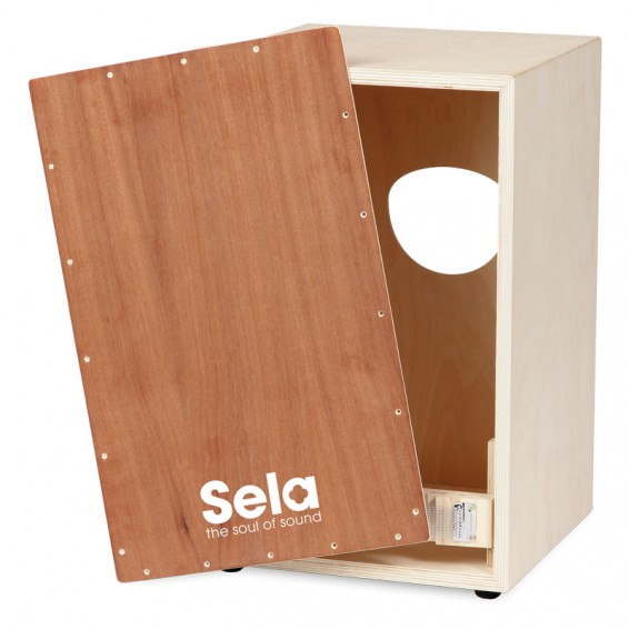 Sela Cajon showing front open