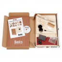 Sela Cajon kit contents