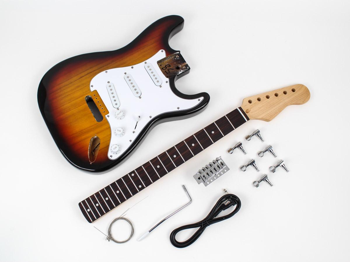 Erfreut Fender Stratocaster Gitarre Schaltpläne Ideen - Elektrische ...