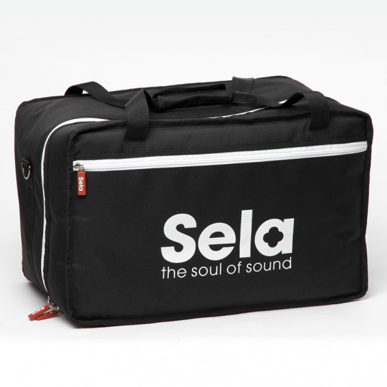 Sela Cajon Bag Black se005